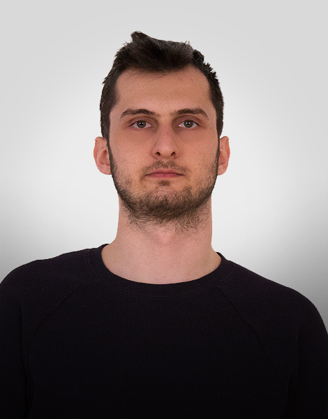 Sergiu Calborean - Front End Development Associate
